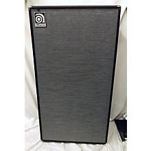 Ampeg SVT810AV 50th Anniversary 1600W 8x10 Bass Cabinet