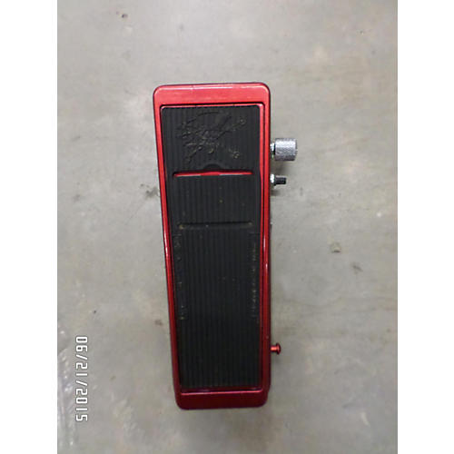 Dunlop SW-95 Cry Baby Slash Wah Candy Apple Red Effect Pedal