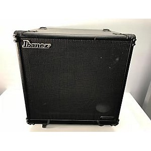 Pre-owned Ibanez SW100 15 Inch Cabinet Bass Cabinet by Ibanez