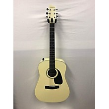Samick SW115 Acoustic Electric Guitar