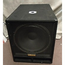 Yamaha SW118 Unpowered Subwoofer