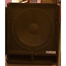 Yamaha SW118111 Unpowered Subwoofer