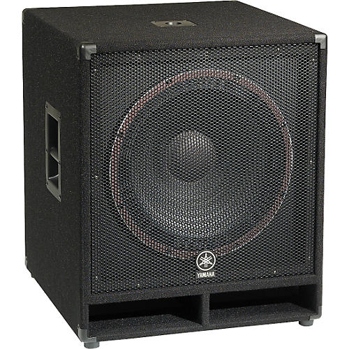 Yamaha SW118V Club Series V Subwoofer-thumbnail