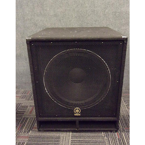 Yamaha SW118V Unpowered Subwoofer-thumbnail