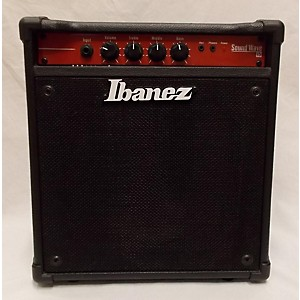 Pre-owned Ibanez SW15 Bass Combo Amp