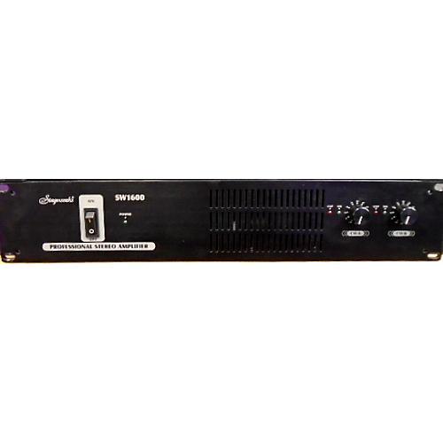 Stageworks SW16000 Power Amp