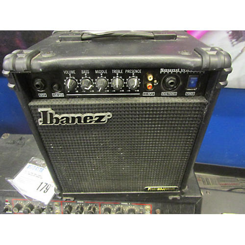 Ibanez SW20 SOUND WAVE Bass Combo Amp-thumbnail