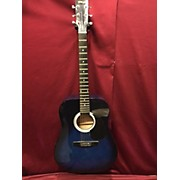 Stagg SW201BLS Acoustic Guitar