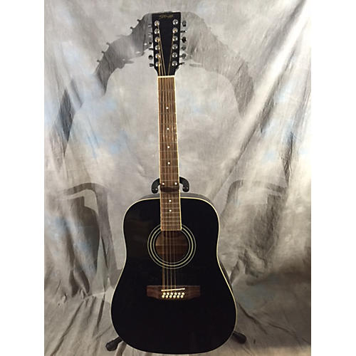Stagg SW205/12bk 12 String Acoustic Guitar