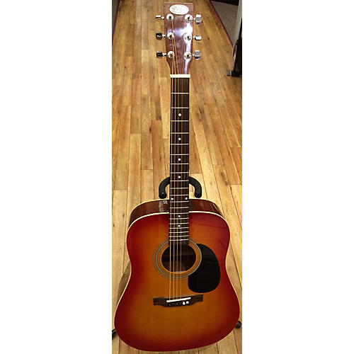 Stagg SW207CS Acoustic Guitar-thumbnail