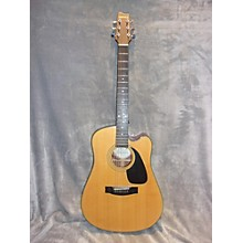 Samick SW210CE Acoustic Electric Guitar