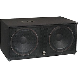 Yamaha SW218V Club Series V Subwoofer by Yamaha