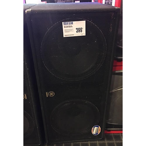 Yamaha SW218V Unpowered Subwoofer-thumbnail