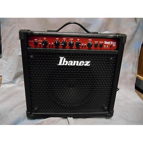 Ibanez SW35 Soundwave 35W 1x10 Bass Combo Amp