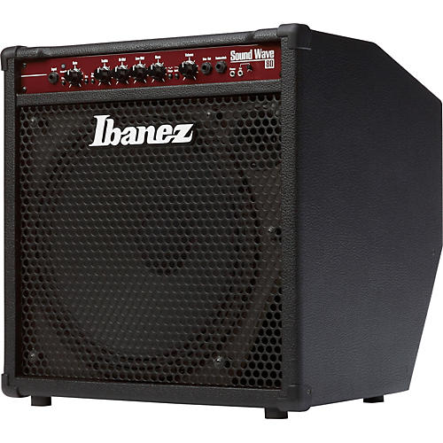 Ibanez SW80 80W 1x15 Soundwave Bass Combo Amp