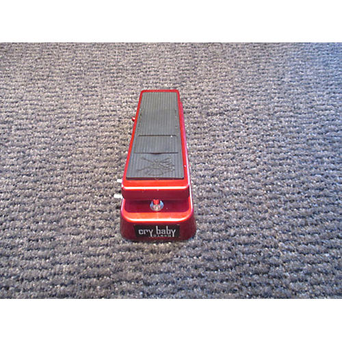 Dunlop SW95 Cry Baby Slash Wah Effect Pedal-thumbnail