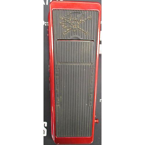 Dunlop SW95 Slash Signature Distortion Wah Effect Pedal