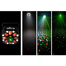 CHAUVET DJ SWARM5FX 3-in-1 Stage Lighting Effect