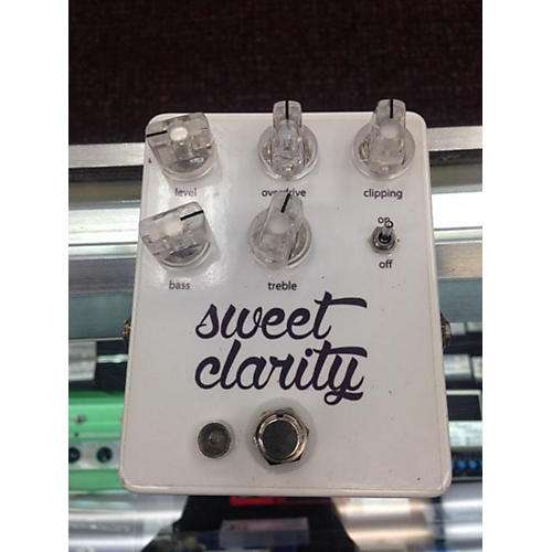In Store Used SWEET CLARITY