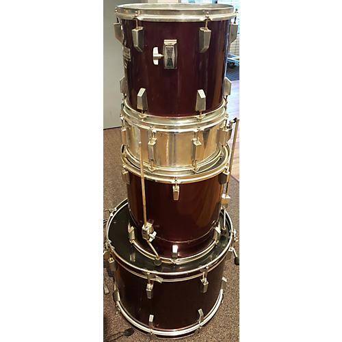 Tama SWINGSTAR Drum Kit BURGANDY