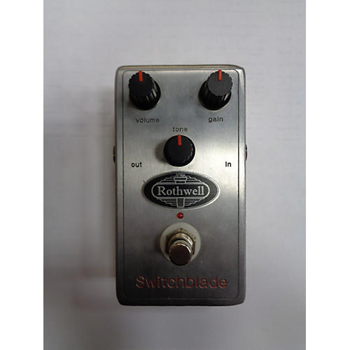 Rothwell SWITCHBLADE Effect Pedal