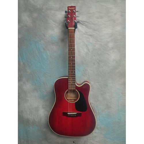Samick SWT217CE Acoustic Electric Guitar