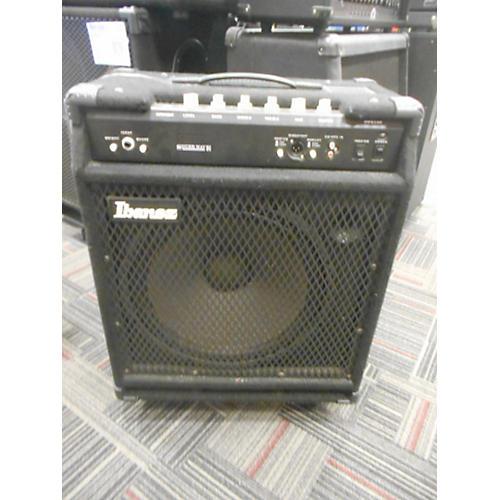 used ibanez swx100 soundwave 100w 1x15 bass combo amp guitar center. Black Bedroom Furniture Sets. Home Design Ideas