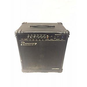 Pre-owned Ibanez SWX35 Soundwave 35 Watt 1x10 Bass Combo Amp