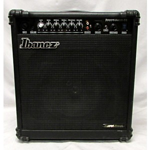 Pre-owned Ibanez SWX35 Soundwave 35 Watt 1x10 Bass Combo Amp by Ibanez