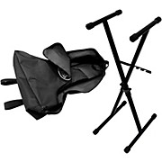 SX-10 Portable Keyboard Stand - Single Brace
