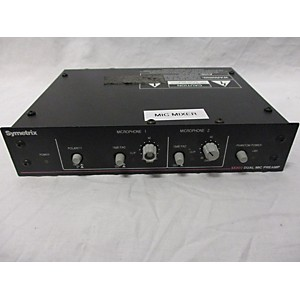 Pre-owned Symetrix SX-202 Microphone Preamp