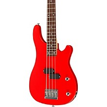 SX100B Series II Electric Bass Guitar Candy Apple Red