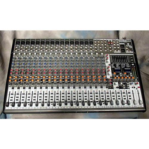 Behringer SX2442FX Unpowered Mixer-thumbnail