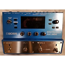 Boss SY300 Effect Processor