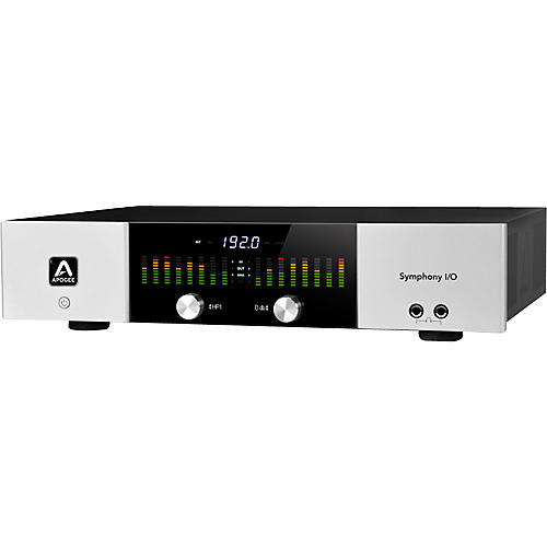 Apogee SYMPHONY I/O CHASSIS (with 2 open Module Positions)