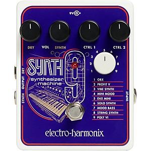 Electro-Harmonix SYNTH9 Synthesizer Machine Pedal by Electro Harmonix
