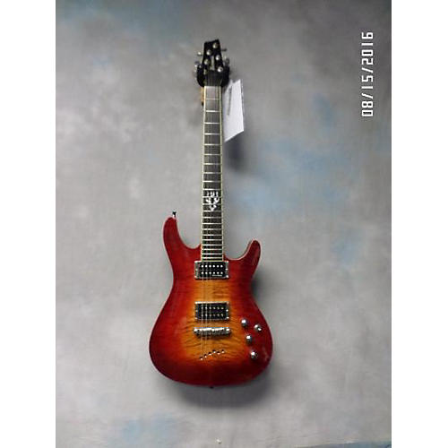 Ibanez SZ520QM Solid Body Electric Guitar