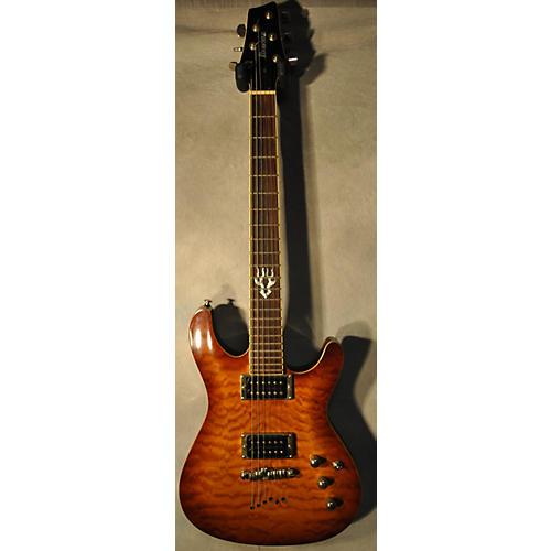 Ibanez SZ520QML Solid Body Electric Guitar-thumbnail