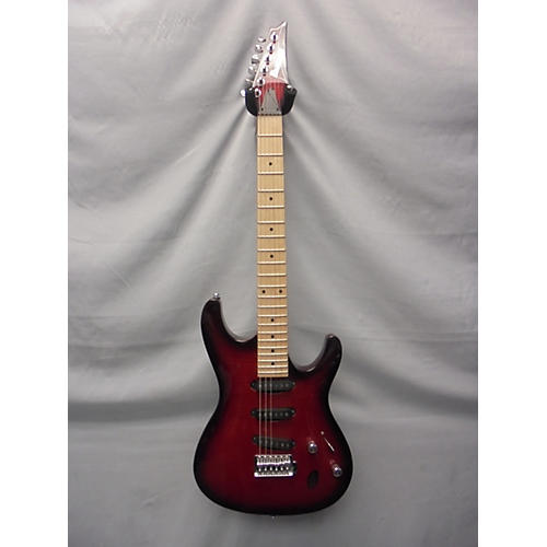Ibanez Sa 130fm Solid Body Electric Guitar Trans Red