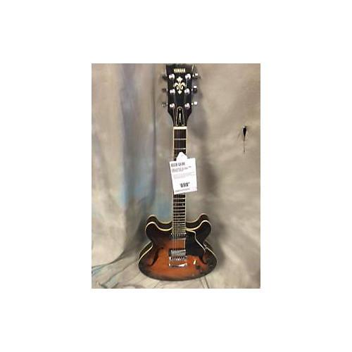 Yamaha Sa1100 Hollow Body Electric Guitar