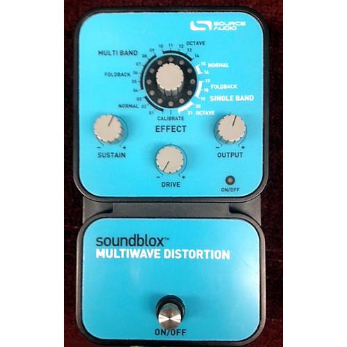Source Audio Sa120 Multiwave Distortion Effect Pedal-thumbnail