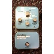 Source Audio Sa125 Bass Effect Pedal