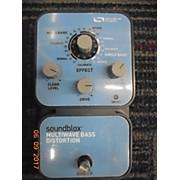 Source Audio Sa125 Multiwave Bass Distortion Bass Effect Pedal