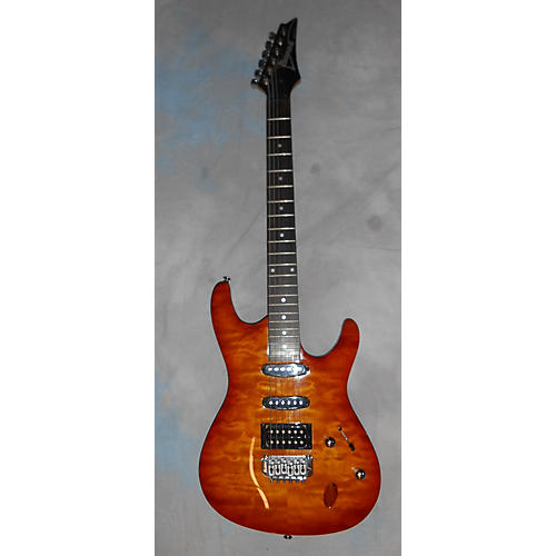 Ibanez Sa130 Quilt Top Solid Body Electric Guitar