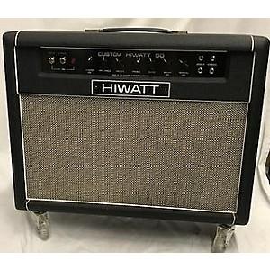 Pre-owned Hiwatt Sa212 Tube Guitar Combo Amp by Hiwatt