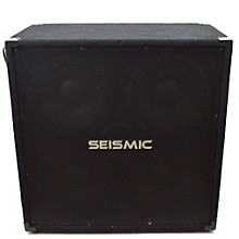 Seismic Audio Sa410 Guitar Cabinet