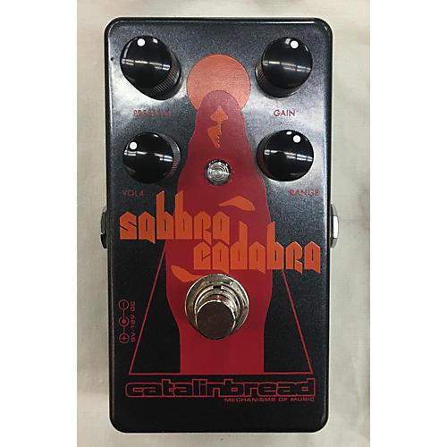 Catalinbread Sabbra Cadabra Effect Pedal-thumbnail
