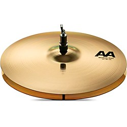 Sabian AA Medium Hi-Hats Brilliant (21402B)