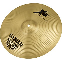 Sabian Xs20 Medium Thin Crash Cymbal, Brilliant (XS1407B)