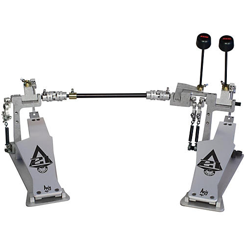 Axis Sabre A21 Double Bass Drum Pedal with Microtune Spring Tensioner-thumbnail